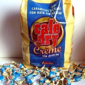 Bonbon Café Dry Crème sans sucre