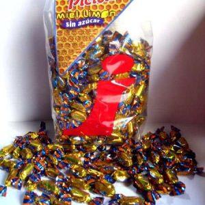 Bonbon chocolat sans sucre