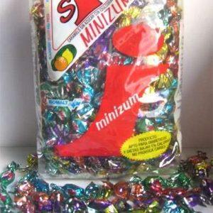 Bonbons Minizum sans sucre