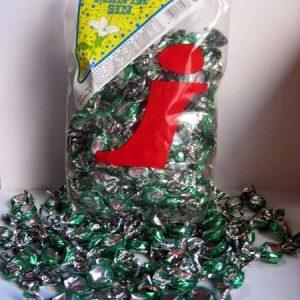 Bonbons Menthe sans sucre