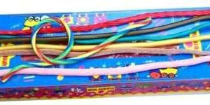 Cable cola lisse lunapark
