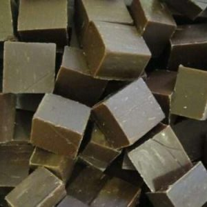 caramel nu fudge chocolat (ne colle pas aux dents)