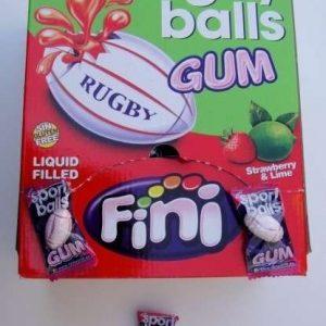 Rugby Balls Gum