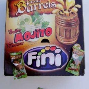 Pirate Barrels Mojito