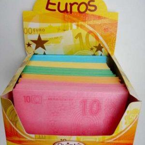 billets euros pain azyme