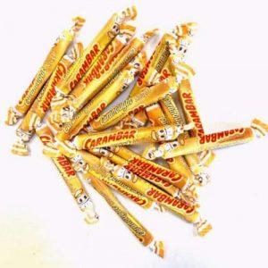 Carambar caramel boite de 180 pièces.